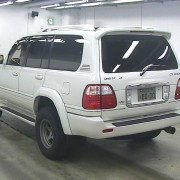 Фендера Toyota Land Cruiser 100, 7см, Topway