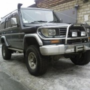 Фендера Toyota Land Cruiser Prado 78, 5см, Topway